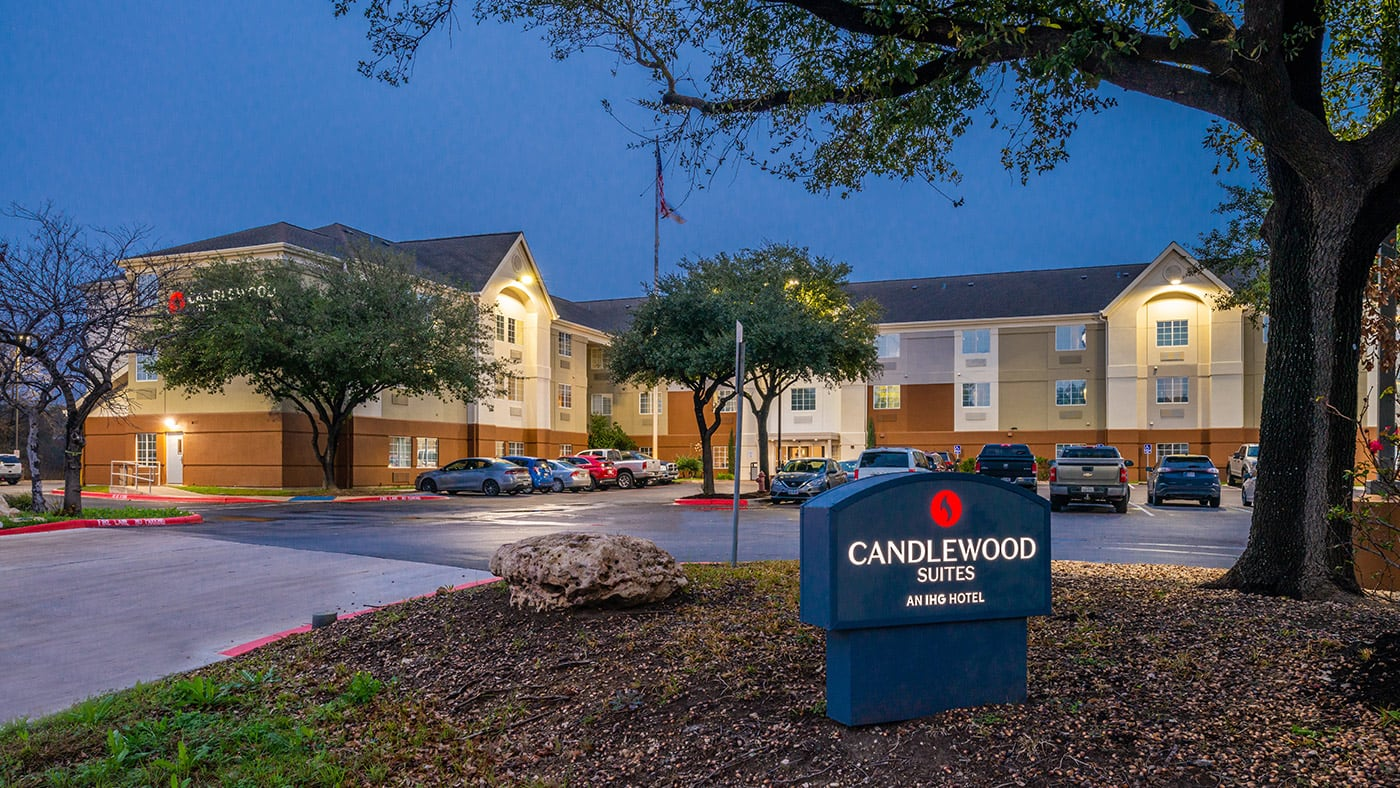Candlewood Suites - Austin Round Rock